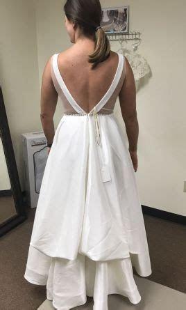 BHLDN Octavia Gown Wedding Dress   Used, Size: 14, $500