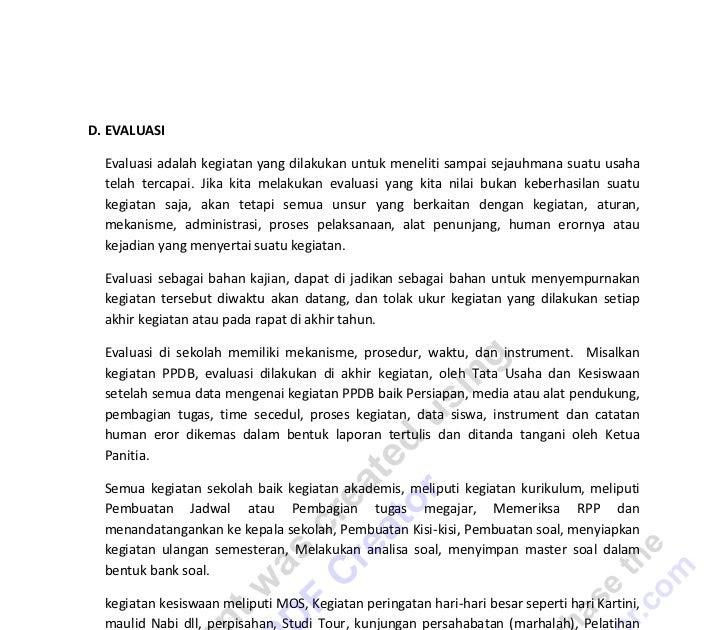 Contoh Laporan Kegiatan Bahasa Sunda Singkat Kumpulan Contoh Laporan