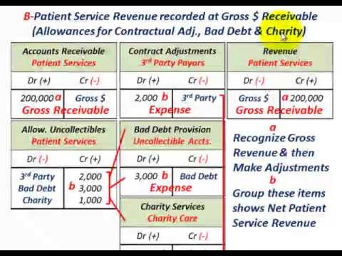 Not For Profit Accounting: Hospitals Health Care, Different Funds (FAR 26:17)