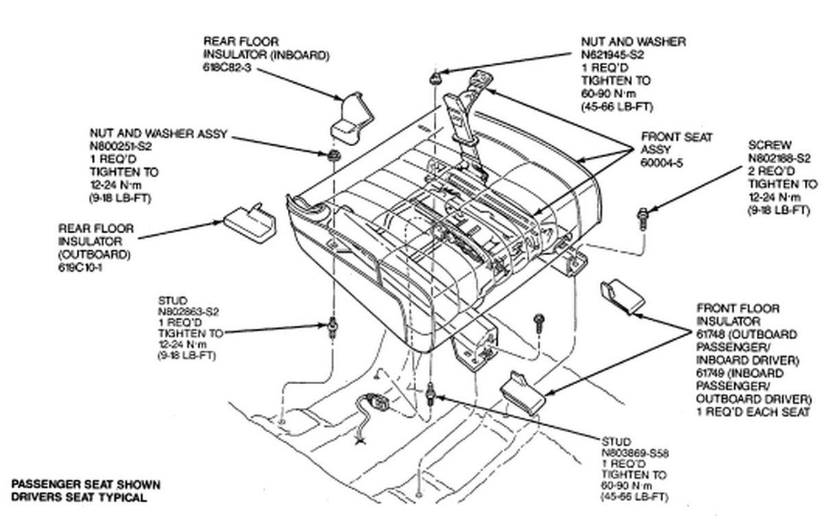 2003 Ford Expedition Neutral Safety Switch Wiring Diagram