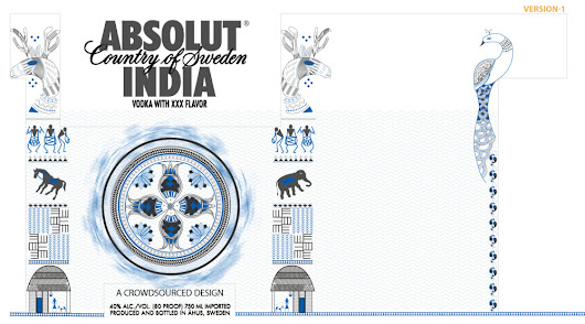 Absolut India by Aastha Saxena