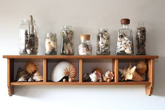 Recycled Glass Jars Turned into Decoration • Recyclart