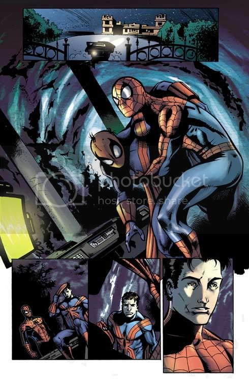 Aranha crossover
