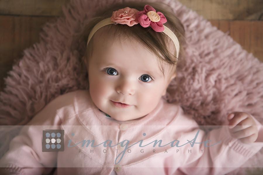 6 Month Old Baby Imaginatephotographycom