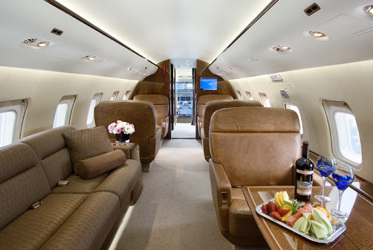 Count on the Versatile Challenger 604