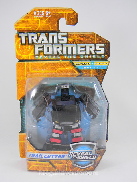 Transformers Trailcutter Reveal the Shield Legends - caja