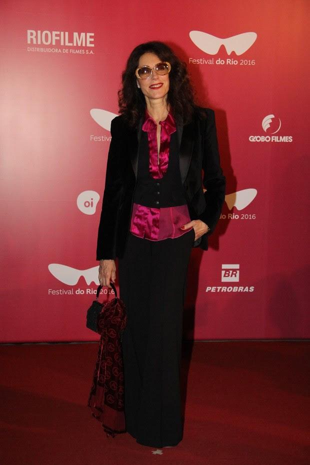 Christiane Torloni (Foto: Wallace Barbosa/AgNews)