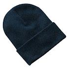 Port Authority Perfect Warm Fleece Anti Pill Beanie, Navy, OS