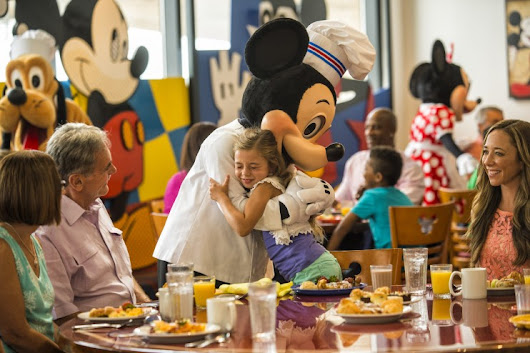 Chef Mickey's Relocation - Holidays 2017 - Magical DIStractions