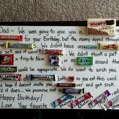 birthday gift gift ideas dads 50th happy birthday cards 50th birthday ...