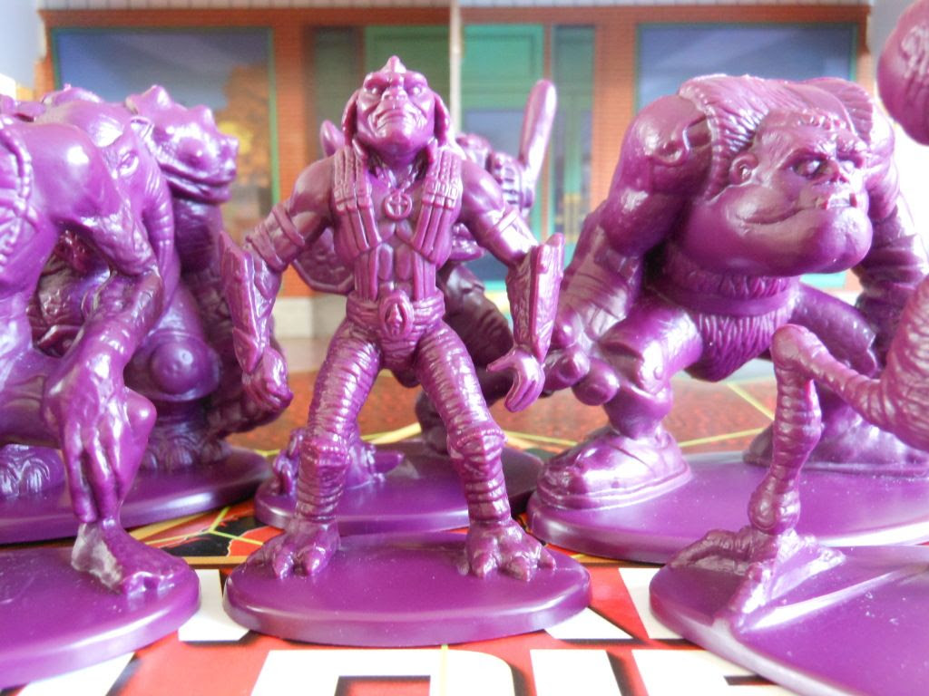 Small Soldiers: Big Battle Game - Gorgonites
