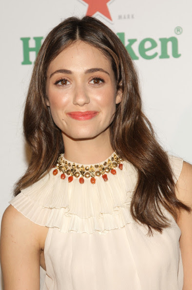 Emmy Rossum - U.S. Open Player Party Presented by Heineken - Arrivals