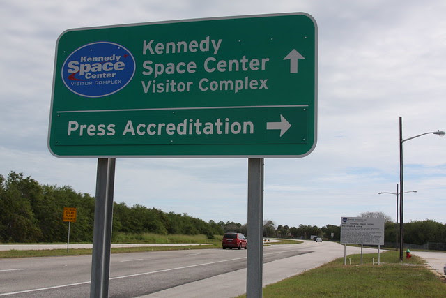 KSC Press Accreditation Building