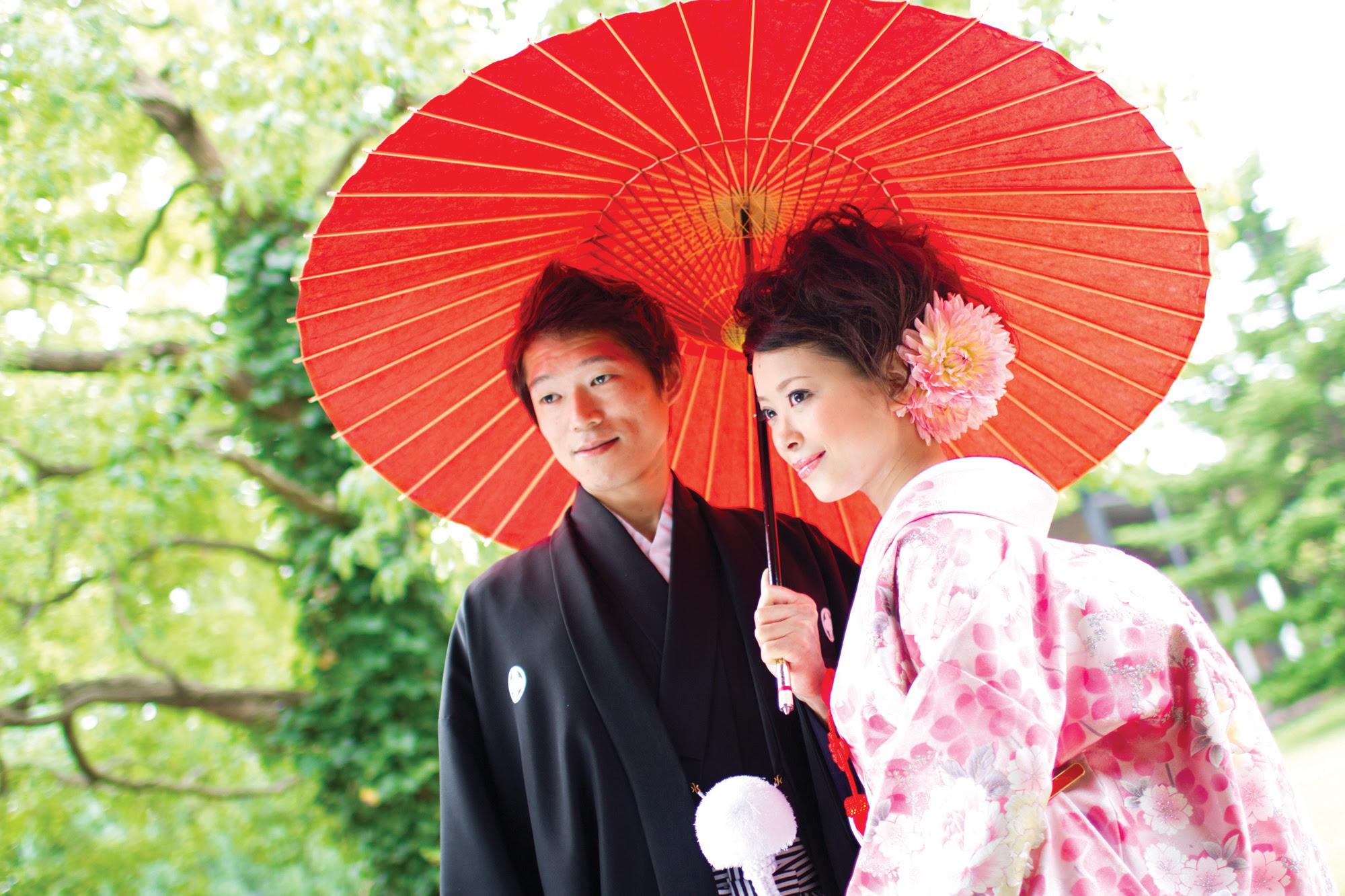 Japanese Wedding Traditions