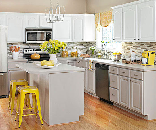 Genius Tips for Painting Kitchen Cabinets