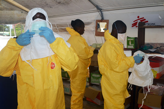 Stressed About Ebola? How and Why to Calm Down - US News