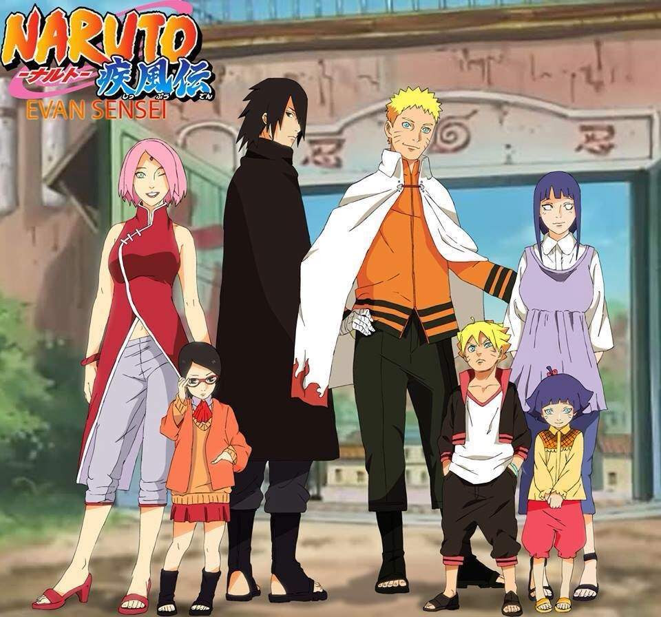 Boruto The Movie Anime Amino