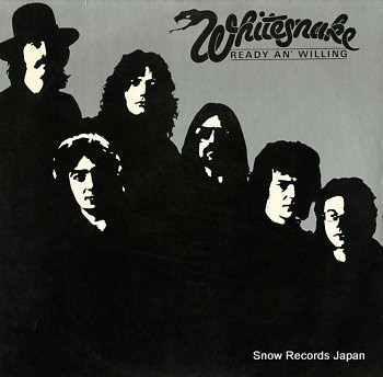 WHITESNAKE ready an' willing