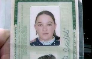 Margarete é a única sobrevivente do crime e deve dar depoimento nos próximos dias (Foto: Reprodução/RBS TV)