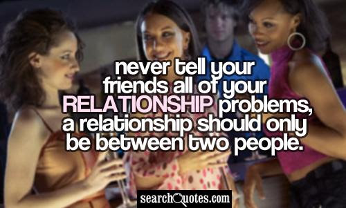 Friends Jealous Of Your Relationship Quotes Quotations Sayings 2019