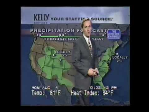Mike Seidel The Weather Channel