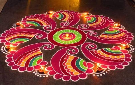 A Hindu tradition Rangoli or Kolam   some facts   Navrang