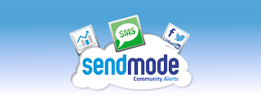 Sendmode Community Text Alert - Sendmode.com