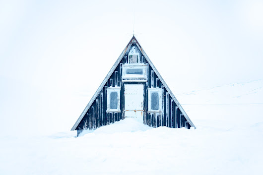 A-frame in Snæfellsjökull, Iceland. Contributed by...