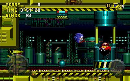 Humble on Twitter: One of the greatest Sonic games ever, Sonic CD, on Android and in the SEGA Mobile Bundle