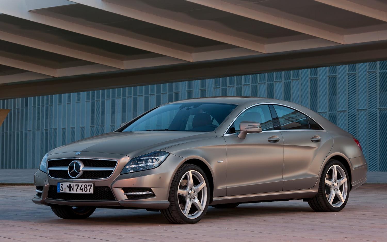 2012 Mercedes-Benz CLS550 4MATIC - Editor's Notebook ...