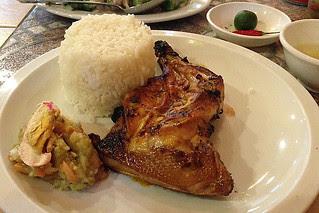 Manila - Aidas Chicken chicken inasal