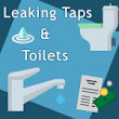 Leaking Taps and Toilets - Wasting More Than Just Water!