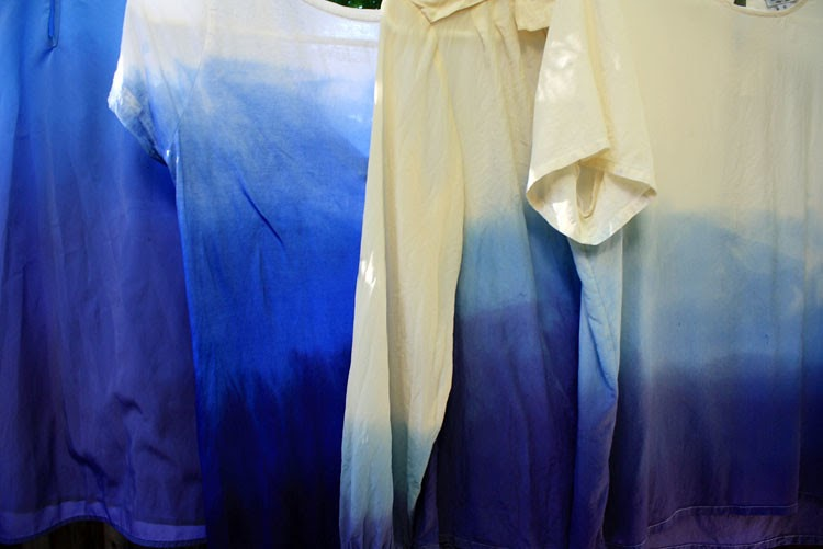 Best Blue Fabric Shoe Dye