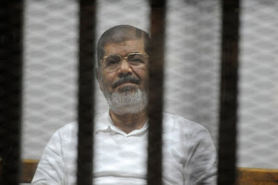 Egypt: Ousted Islamist president Morsi convicted of insulting judiciary
