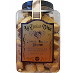 La Dolce Vita, Classic Italian Biscotti - 40 oz jar