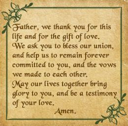 Married Couple Thanksgiving Prayer ? Festival Collections