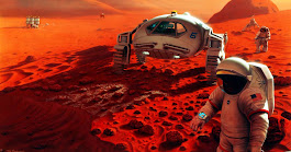 Robert Zubrin wants to establish a 'new branch of human civilization' on Mars