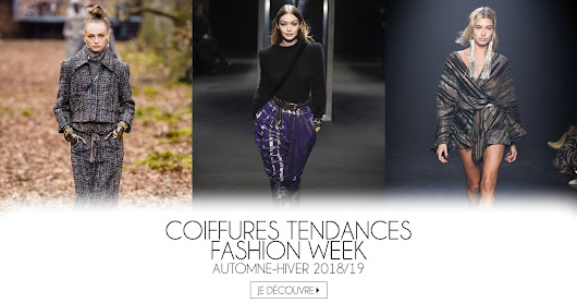 Coiffures Fashion Week Automne-Hiver 2018/19
