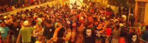 Imagem do Carnaval 2014.