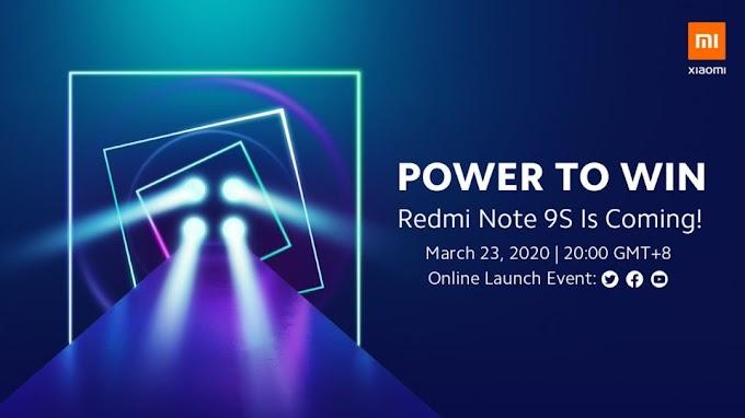 Lançamento do Xiaomi Redmi Note 9S