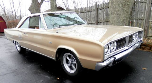 1966 Dodge Coronet 500 For Sale Wooster, Ohio