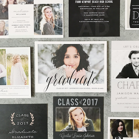 The Best Custom Graduation Invitations
