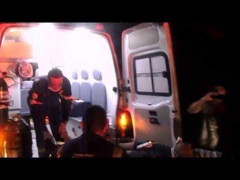 Acidente deixa três jovens Pilõezinhenses feridos.