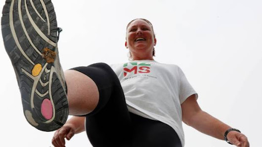 Woman tackling the length of NZ to raise awareness of multiple sclerosis