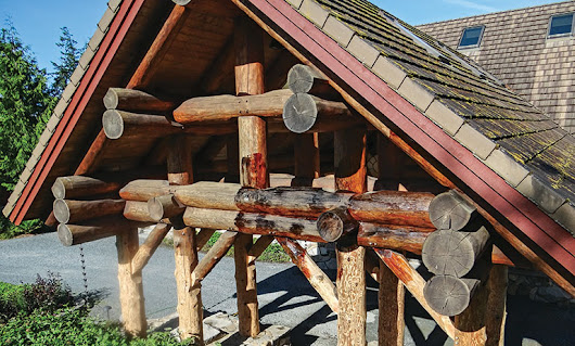 3 Reasons Your Log Home is Rotting