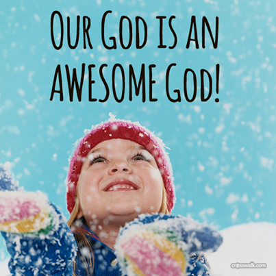 Our God Is An Awesome God Pictures Photos And Images For Facebook
