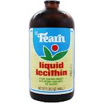 Fearn Liquid Lecithin 32 fl oz