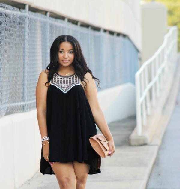 Little black dress lulu linden
