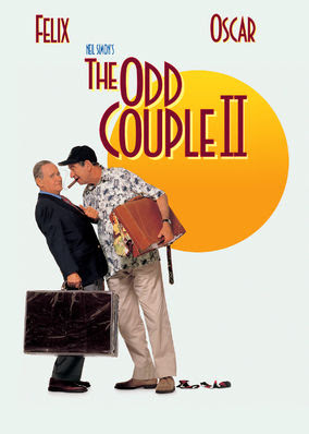 Odd Couple II, The
