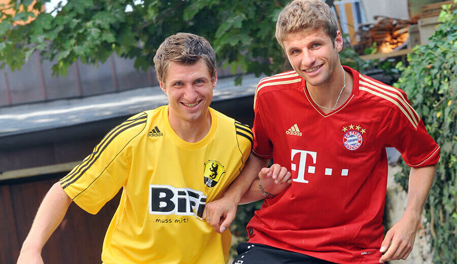 Thomas Müller - OFFIZIELLE HOMEPAGE